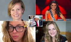Five women accuse Donald Trump of 'touching them inappropriately'