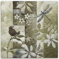PineNeedles.com : Tenderness quilt by McKenna Ryan, great color