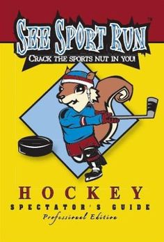 See Sport Run(TM) Spectator's Guide to Hockey, « LibraryUserGroup.com – The Library of Library User Group