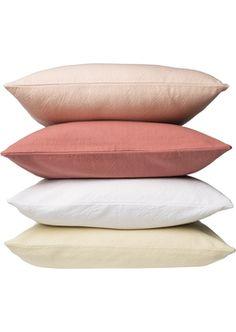 Upea Anno Herkku-tyynynpäällinen on 100% pestyä puuvillaa.