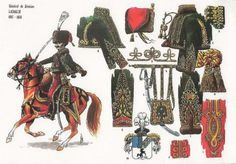 Antoine Charles Louis comte de LASSALLE, Général de Division 1807-1808