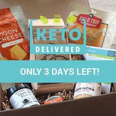 From @ketodelivered LAST CHANCE to sign up for exclusive access at http://ift.tt/1Kbe7Jo and earn rewards for sharing with your friends. Starting Wednesday we will have a new contest to help us count down our final days until  is live! We're excited there are some  prizes ahead  #keto #ketomeals #lchf #lowcarb #highfat #atkins #bestdietever #whatdiet #fatisfuel #ketogenic #kcko #eatfatloseweight #lowcarbhighfat #ketosis #ketocooking #lowcarbcooking #lowcarbliving #ketoliving #ketofoods…