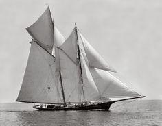 Schooner Iroquois 1892