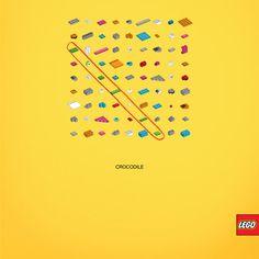 Cheekiemonkies: Singapore Parenting & Lifestyle Blog: Creative Lego Ads