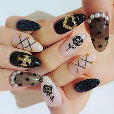 Acrylic Nail Powder, Powder Nails, Acrylic Nails, Nail Art Printer, Girls Makeup, Long Nails, Nails Inspiration, Cute Nails, Nail Colors