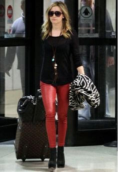 Red Leather=<3