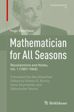 Mathematician for all seasons : recollections and notes Vol.2 Novedades Abril 2016