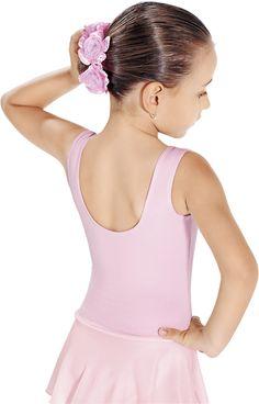 Deti - Tanečné dresy - Tanečný dres so sukničkou - široké ramienka -  RDE10331 Materiál: Cotton Lycra / Jersey SoDanca - 5kdance.sk