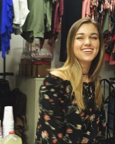 SOMEONE'S excited to meet you all! @legitsadierob @rue21official