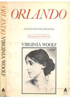 Orlando - Virgínia Woolf