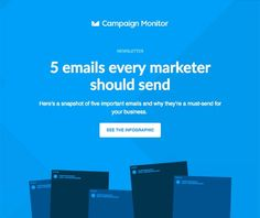 Check out 2017 email marketing predictions. Campaign Monitor and the best email marketers predict what next year holds for email marketing campaigns. Email Marketing Campaign, Email Marketing Services, Email Marketing Strategy, Marketing Tools, Marketing Technology, Campaign Monitor, Email Service Provider, Email Subject Lines