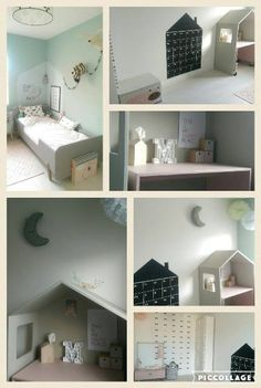 Prachtige meisjeskamer met meubels van oa Bedhuisje