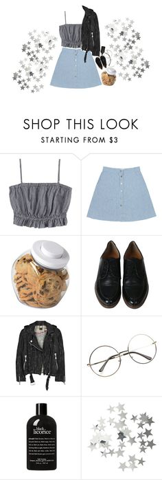 """blessing // @frankiedancer"" by corruptedcolours ❤ liked on Polyvore featuring OXO, Doma, philosophy and H&M"