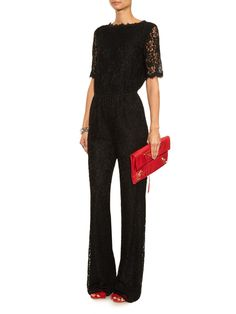 Kendra jumpsuit | Diane Von Furstenberg | MATCHESFASHION.COM UK
