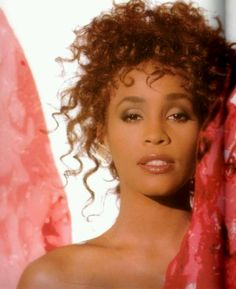 Whitney Houston. A beautiful soul with the voice of an angel.
