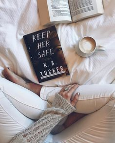 Keep Her Safe by K.A. Tucker - Must-Read Books For Pisces Season - Photos
