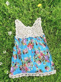 free crochet pattern sleeveless top