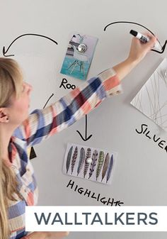 1000 Images About Dry Erase Wall Covering On Pinterest
