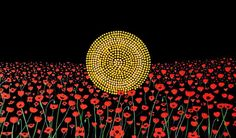 ‏@ duongdustin Came across this poignant artwork honouring #Indigenous #ANZACs  (Source: Koori Kicks)
