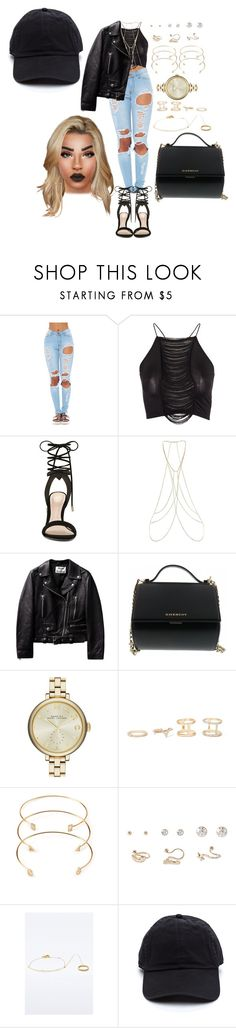 """""""Untitled #1845"""" by mrkr-lawson ❤ liked on Polyvore featuring ALDO, Givenchy, Marc by Marc Jacobs, Forever 21, women's clothing, women's fashion, women, female, woman and misses"""