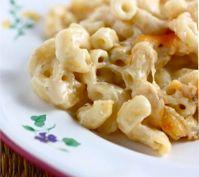 Baked Four Cheese Macaroni