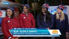 usa women's bobsleigh silver medal | TODAY: Team USA bobsled team ready for PyeongChang moment | NBC Olympics