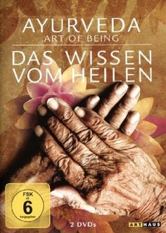 Ayurveda - Art of Being / Das Wissen vom Heilen [2 DVDs] DVD ~ Pan Nalin, http://www.amazon.de/dp/B003GHM7BE/ref=cm_sw_r_pi_dp_IZh2rb1F2D0P7