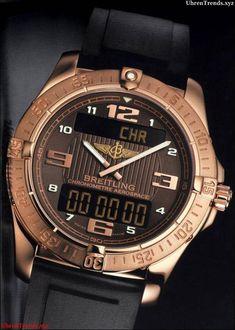 Neues Gesicht der Breitling Aerospace Watch für 2009  #aerospace #breitling #gesicht #neues #watch