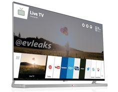 Leak shows #LG's radical new interface for its #webOS Smart TVs
