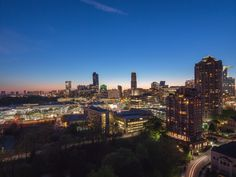 Downtown Buckhead is the place in Atlanta to be.