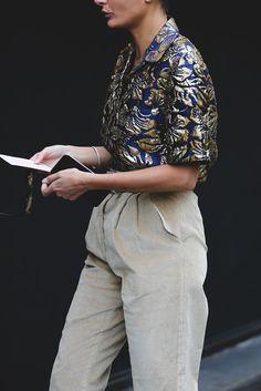 40+ Street Style Looks That Slayed London Fashion Week…