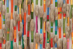 Sheila Hicks, Kara Walker, Cosy House, Art Curriculum, Textiles, Tapestry Weaving, Fabric Art, Textile Art, Art History