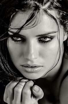 Adriana is one of the most beautiful women Ive ever seen!! She looks amazing without make- up too!!!