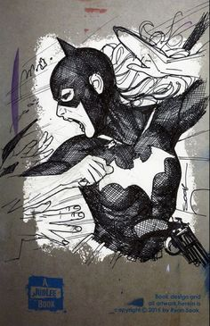 Batgirl by Ryan Sook *