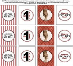 FREE Father's Day Printables from 9 to 5 Mom