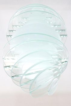 """Lorinda Pretorious """"In the Absence of Proof II"""" 2014 The Absence, Contemporary, Glass, Artwork, Work Of Art, Drinkware, Auguste Rodin Artwork, Corning Glass, Artworks"""