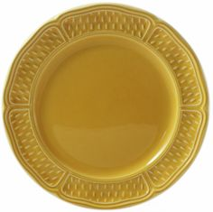 #Gien - collection Pont aux choux - coloris jaune - Gien  www.gien.com/
