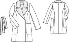 Burda Style Fashion - wieczne Dźwięki Styl burda 10/2011