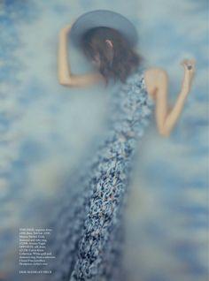 Erik Madigan Heck | Harper's Bazaar UK | Colour Photography | Couture Gottfried Helnwein, Shooting Photo, Forever, Harpers Bazaar, Photos Du, American Artists, Editorial Fashion, Fashion Editor, Photo Art