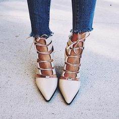 We'll take these Senso heels in every color! // Follow @ShopStyle on Instagram to shop this look