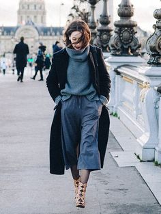 Cold weather outfits you can TOTALLY pull off