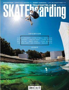 Transworld Skateboarding Magazine - April 2013 Issue $4.95