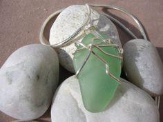 Mystifying Aqua Sea Glass