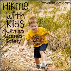 Hiking with Kids This post is part of an A-Z series of Spring Outdoor Activities! Make sure to check out the other great ideas for getting outdoors with your kids! About a year ago I found … Activities For Autistic Children, Kids Learning Activities, Fun Learning, Outdoor Activities For Kids, Outdoor Learning, Hiking With Kids, Kids Reading, Business For Kids, Outdoor Fun