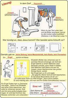 Engel und Johannes - Wegbereiter Jesu