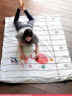 Doodle Duvet - Must Have Cute - Cute Kawaii Stuff