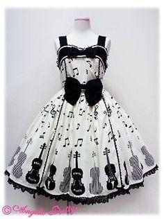 Musical dress!