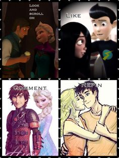 REPINN <<<<<< only one i go for is Percabeth!