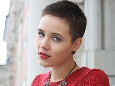 The SUPER PIXIE. This is exactly the haircut I got when I cut it all off (from 18 inches to less than an inch). No regrets!