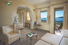 Hotel Capo d'Orso Thalasso & SPA, Sardegna  #holiday #vacation #viaggiare #vacanza #interiordesign #design